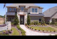 new houses redwood floor plan by Gehan homes