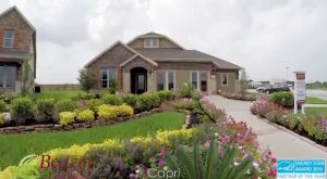 capri floor plan by beazer homes